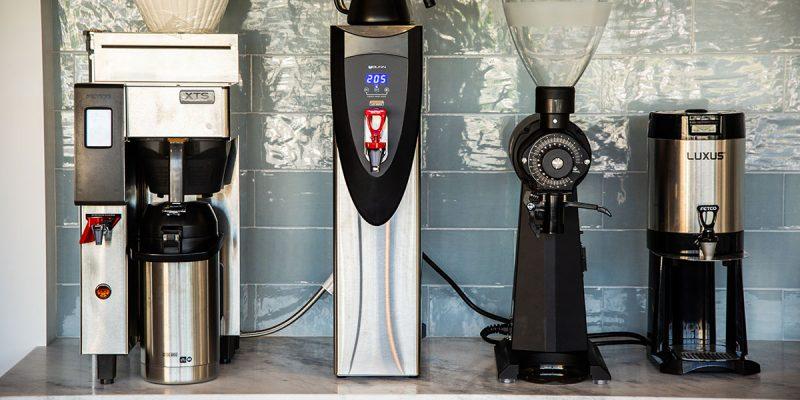 path coffee lab - batch brewing equipment