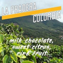 la pradera colombia coffee