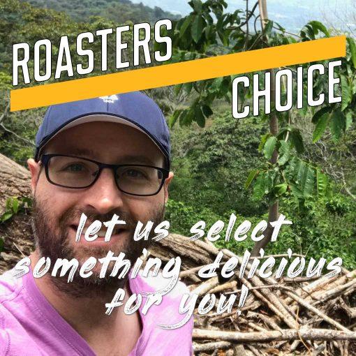 roasters choice subscription option